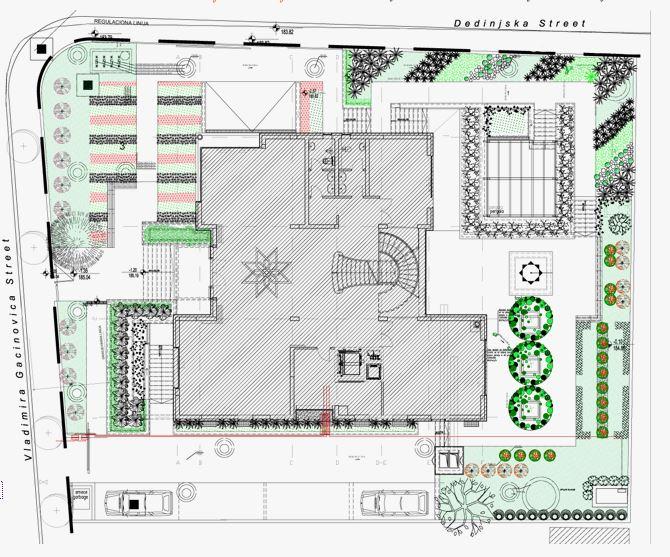 Projektovanje rezidencije iraka1